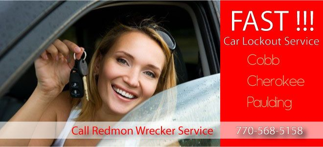 Car lockout services for Cobb, Cherokee and Paulding Counties in Georgia.